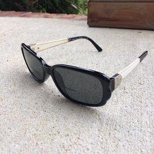 Alviero Martini Leather Prescription Sunglasses